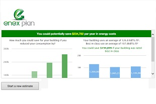Quick Energy Savings Calculator
